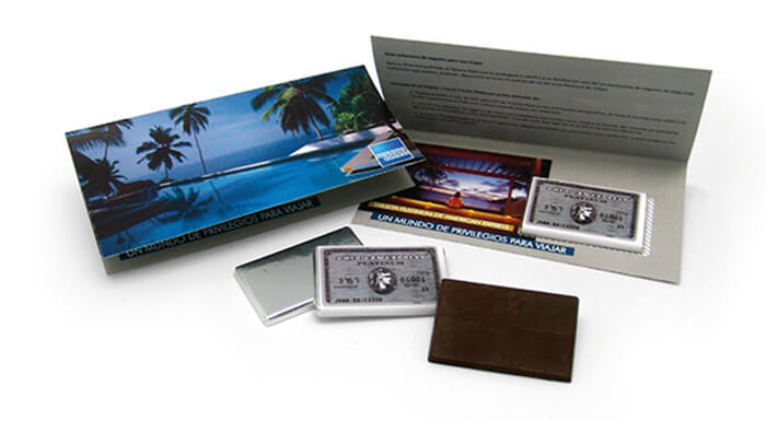 Business Card CHOCOLATE